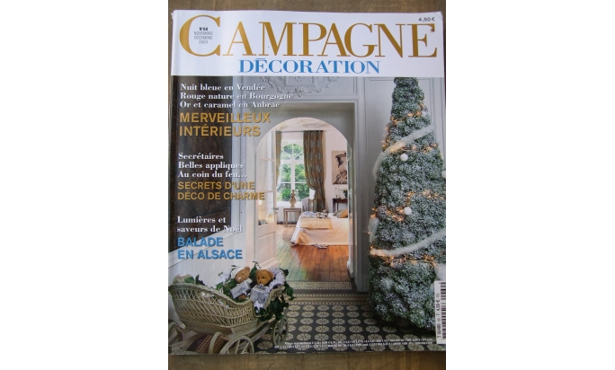 Campagne Décoration December 2009